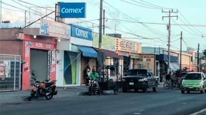 Comercio formal del sur reporta una pérdida de tres mil 500 mdp