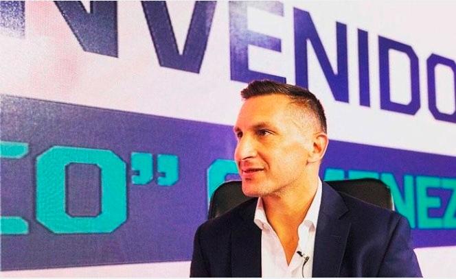 """""""Chaco"""" Giménez da sus primeras palabras como técnico de Cancún FC"""