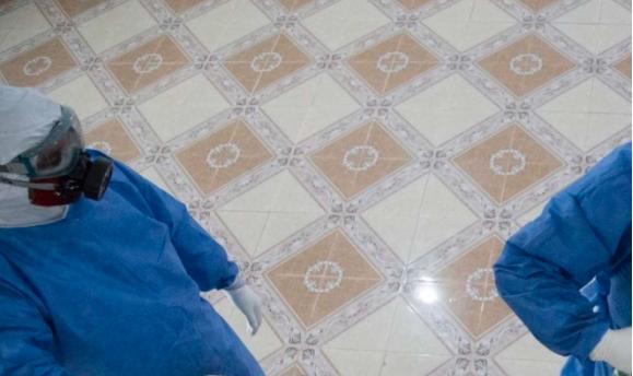 Pierden cuerpo de enfermera víctima de covid-19