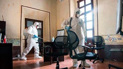 Cofepris alerta sobre falsas fumigaciones contra Covid-19