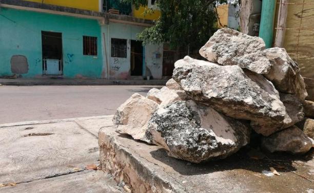 Playa del Carmen: Ciudadanos tiran más de 450 toneladas de escombros de manera ilegal