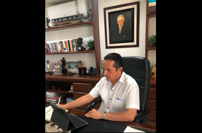 Analiza Carlos Joaquín estrategias para recuperación económica de Quintana Roo