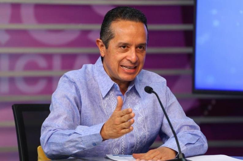 Pide Carlos Joaquín aplicar estrictas medidas preventivas al salir de casa