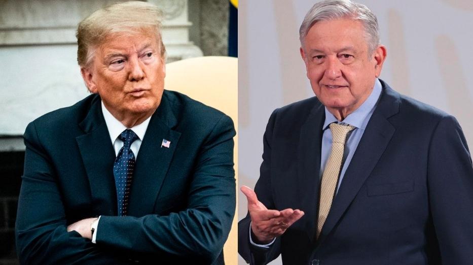 Mexicanos avalan visita de AMLO a Washington pero rechazan a Trump, revela encuesta