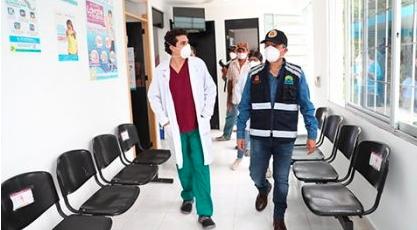 Inicia construcción del hospital temporal Covid en Chetumal: CJ