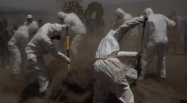 Servidores públicos continúan siendo víctimas del coronavirus