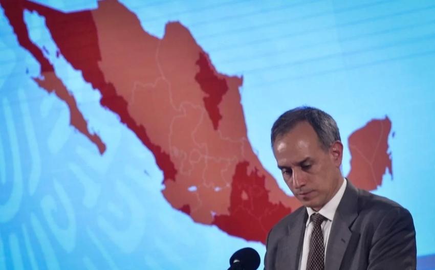Buscan SUSTITUIR a Hugo López Gatell con Mario Ruiz, ganador del premio Nobel