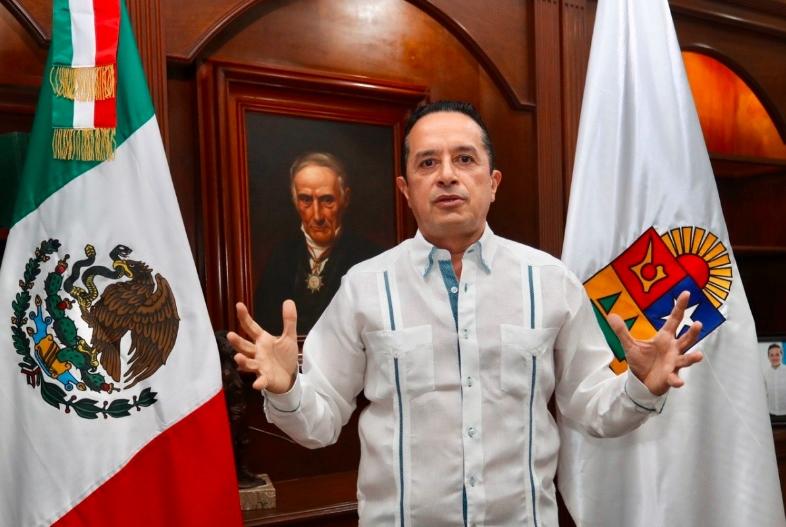 Depende de habitantes de Quintana Roo avanzar en Semáforo Epidemiológico: Carlos Joaquín
