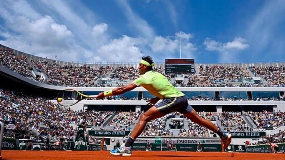 Roland Garros se realizar con público en las gradas