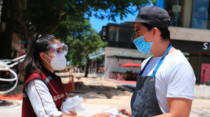 Reactivemos nuestra economía preservando la salud: Laura Beristain