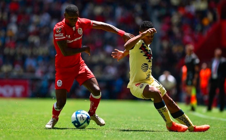 Copa por México: América vs Toluca ver en vivo