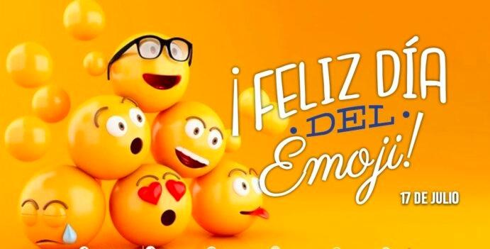 ¡HOY 17 DE JULIO SE CELEBRA EL DÍA DEL EMOJI!