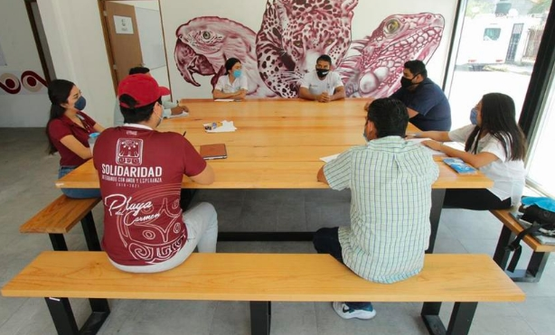 Imparten curso virtual para prevenir adicciones en Playa del Carmen