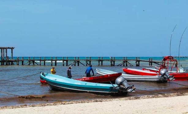 Playa del Carmen: Aperciben a 12 trabajadores náuticos por sobrepasar capacidad de embarcaciones