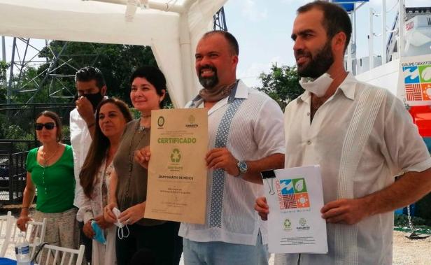 Playa del Carmen: Empresa presenta plan de manejo integral de sargazo