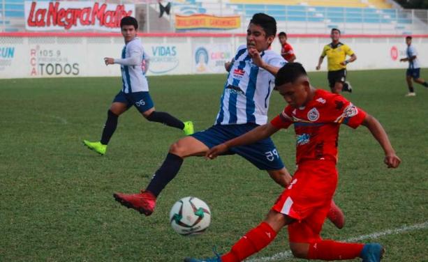 'Póker' de Quintana Roo en la Tercera División