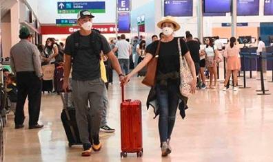 Piden aplicar pruebas rápidas a extranjeros en el aeropuerto