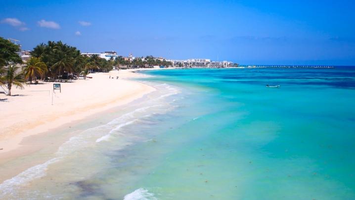 Solidaridad primer municipio en regular uso de playas en Quintana Roo: Laura Beristain