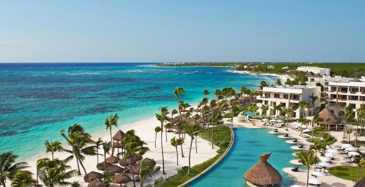 Avanza sector hotelero de la Riviera Maya pese a la pandemia