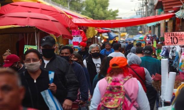 Gobierno de AMLO declara duelo nacional de 30 días por las víctimas de COVID-19 en México
