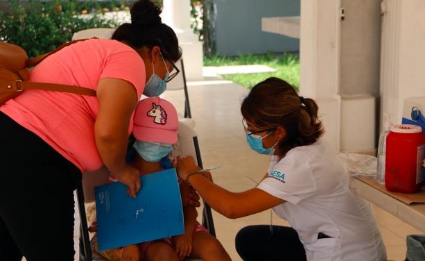 Agenda las vacunas que tus hijos necesitan: te decimos cómo