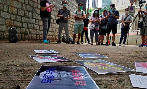 Arremeten Hong Kong y China contra Estados Unidos