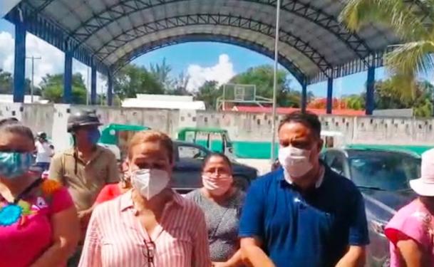 Playa del Carmen: Delegado de Puerto Aventuras se niega a dejar el cargo