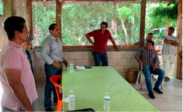 Playa del Carmen: Empresarios y productores dialogan para reactivación y diversificación económica