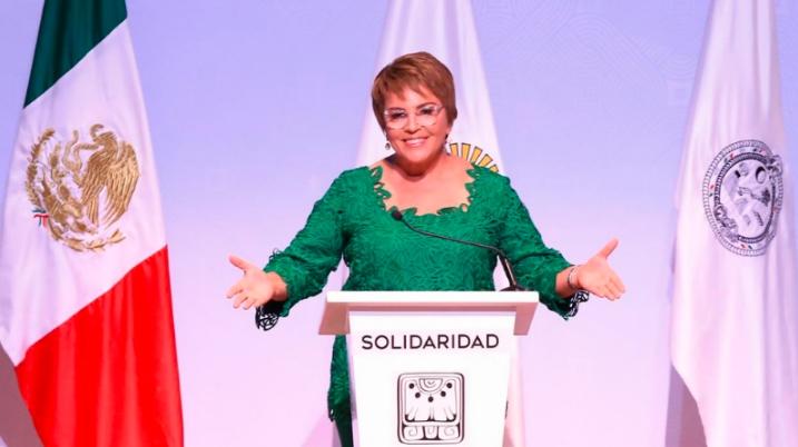 Solidaridad cumple dos años de transformación, fuerte y unido: Laura Beristain