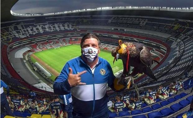 """México: El """"Piojo"""" sugiere a la afición americanista que acepten apuestas"""