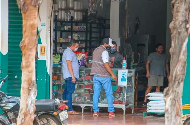 Cofepris reporta cumplimiento de medidas sanitarias en establecimientos de Playa del Carmen