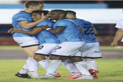 CANCÚN FC DA GOLPE MAESTRO