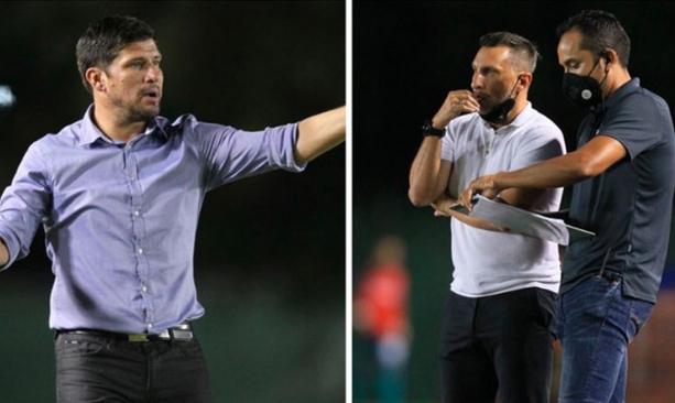 Ex futbolistas de River y Boca se enfrentarán ahora como entrenadores en la Liga de Expansión de México