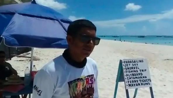 Turisteros en Playa del Carmen preparan ofertas para reactivarse