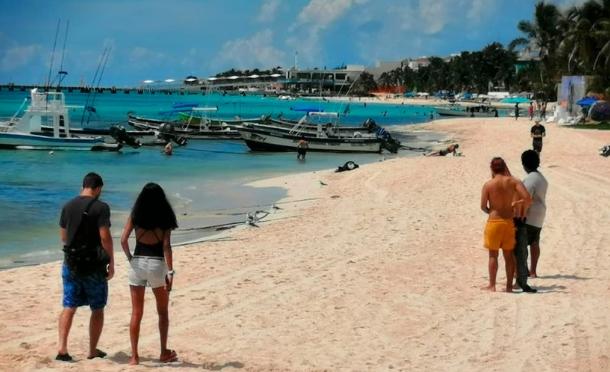 Riviera Maya: reapertura de playas no ha traído los beneficios esperados