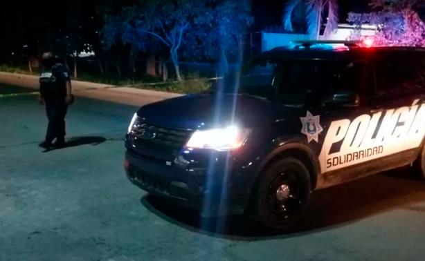 Ataque a balazos en taquería de Playa del Carmen deja dos heridos