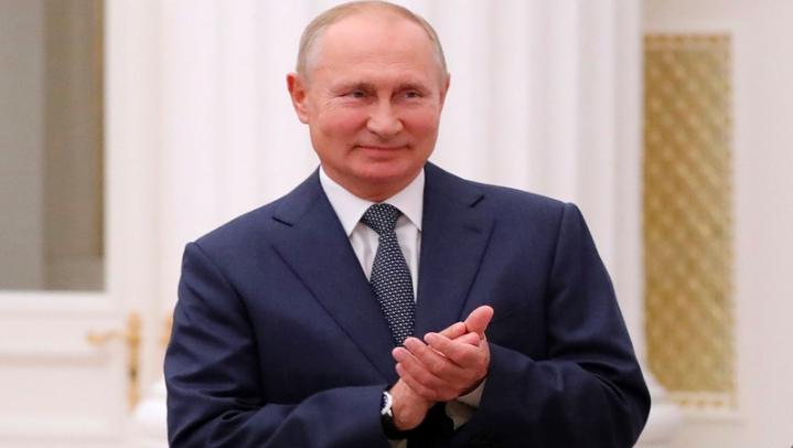 Competirá Putin por premio Nobel de la Paz 2021