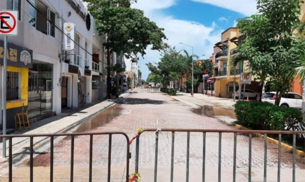 Recolectarán firmas para que Av. 10 de Playa del Carmen no sea peatonal