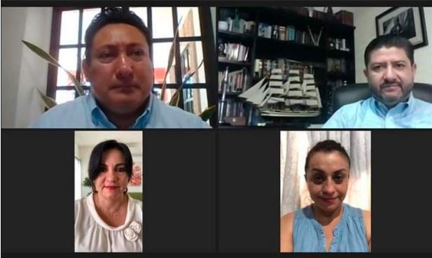 Aprueba el Pleno del Tribunal Electoral de Quintana Roo mantener el trabajo a distancia