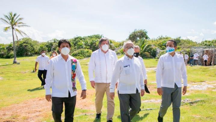 Tulum destaca a nivel nacional en el tema arqueológico