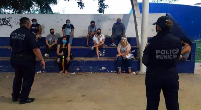 Policía Municipal y ciudadanos suman fuerzas para garantizar la seguridad en Solidaridad