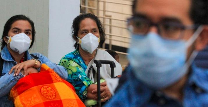Se reducen 39% los decesos por coronavirus en México