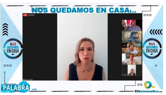 Intereses partidista han bloqueado el trabajo legislativo: Lili Campos