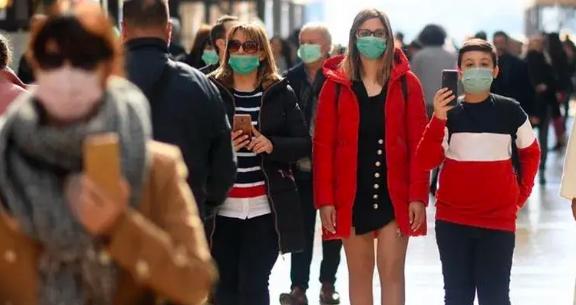 Comienza la segunda ola de la pandemia en Austria