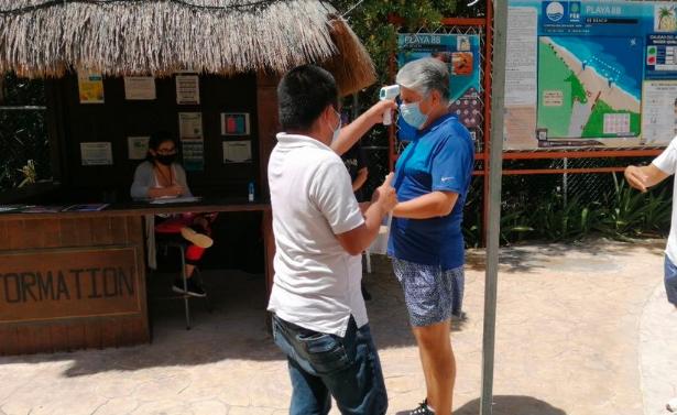 Playa del Carmen: Autoridad carece de posibilidades de obligar a usar cubrebocas en Solidaridad