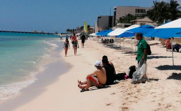Playa del Carmen: Mantiene Riviera Maya un promedio de ocupación del 22.8%