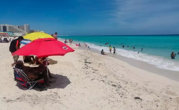 Dan por terminada la temporada de sargazo en Quintana Roo