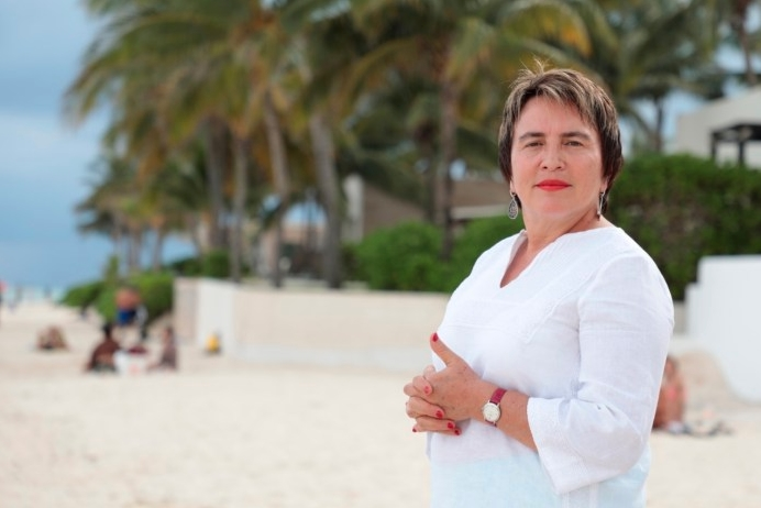 Beneficia regularización a la alcaldesa Beristain