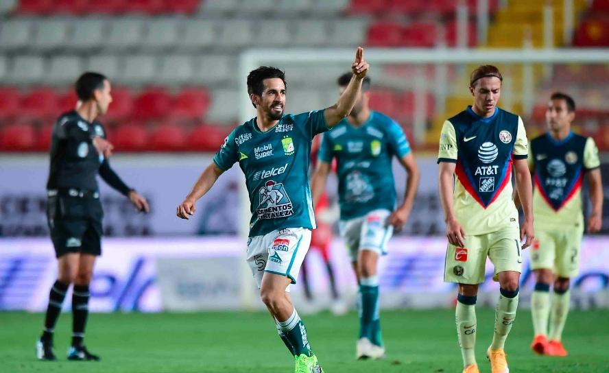 México: León le enseña al América quién manda en la Liga MX