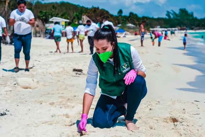Delegada del PVEM prioriza afiliación, pero no da nombres de probables aspirantes a presidencia de Playa del Carmen